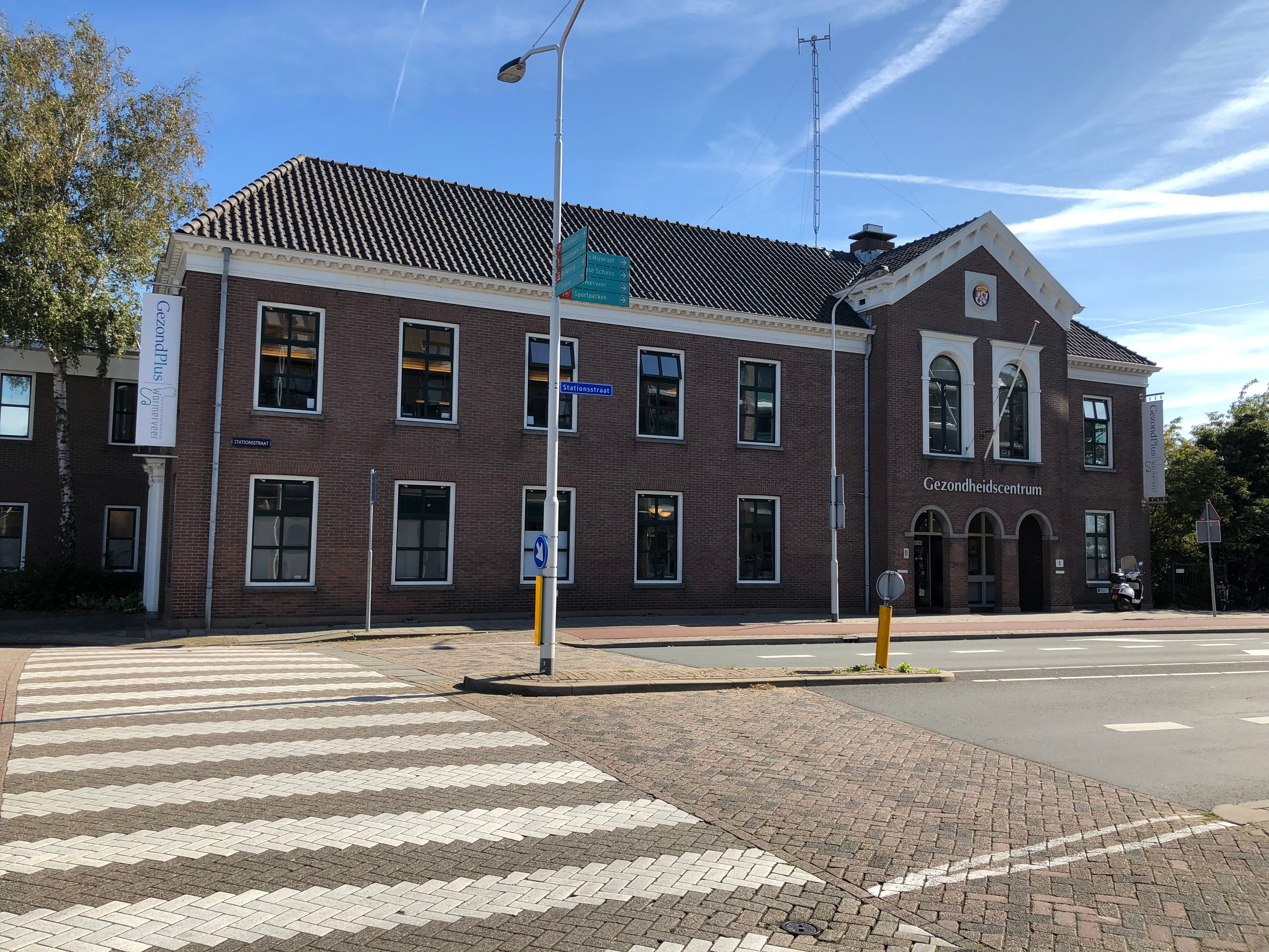 Health Center Healthy Plus in Wormerveer (Credex )