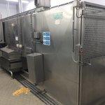 Image for the Tweet beginning: IWM Industrial Washing Machines in-line