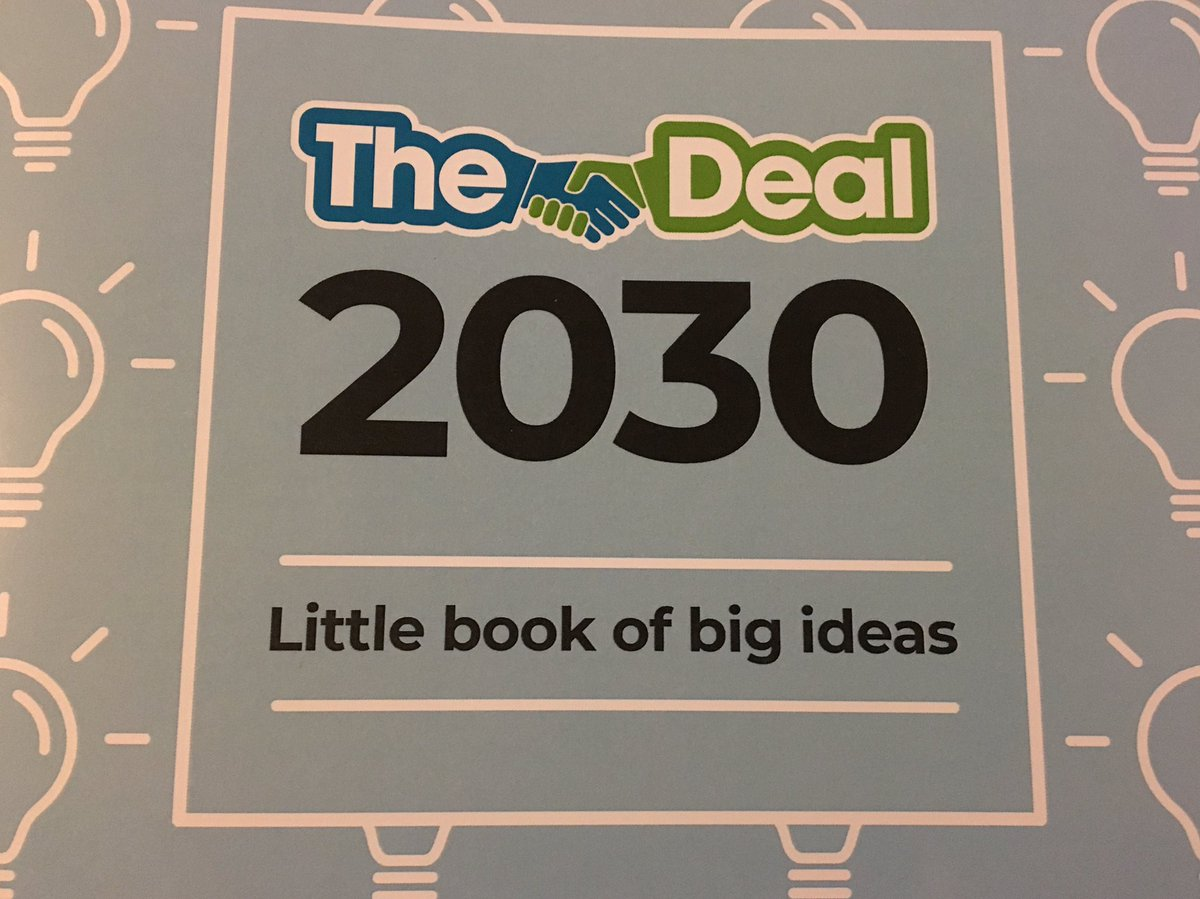 test Twitter Media - Love this book of people's ideas we picked up from @WiganCouncil #DealConf19 😍 https://t.co/LoSgdEPHHG