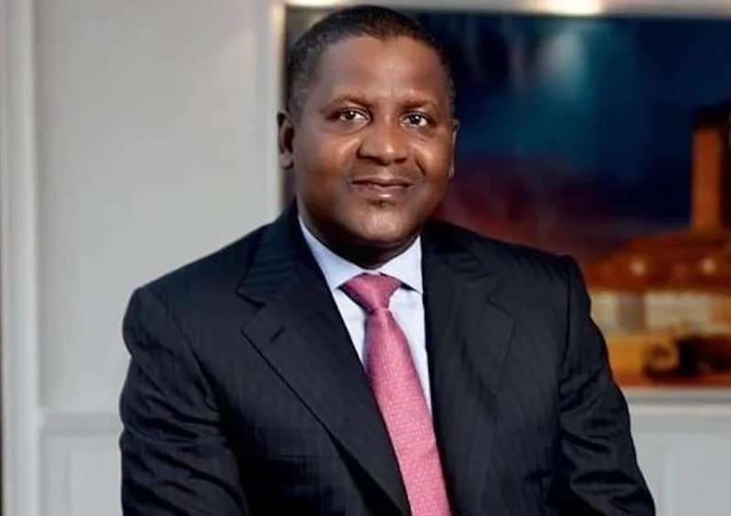 Aliko Dangote  Donates 100million Naira To DJ Cuppy Foundation