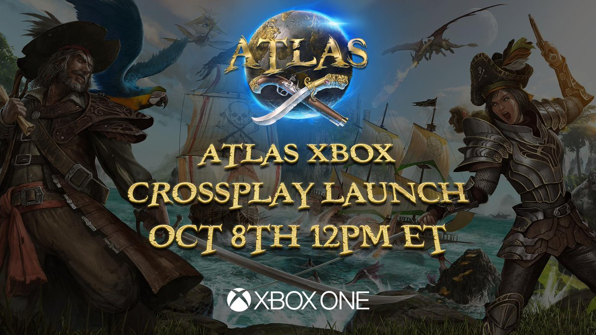 Atlas On Twitter Get Ready To Hoist Your Sails In A