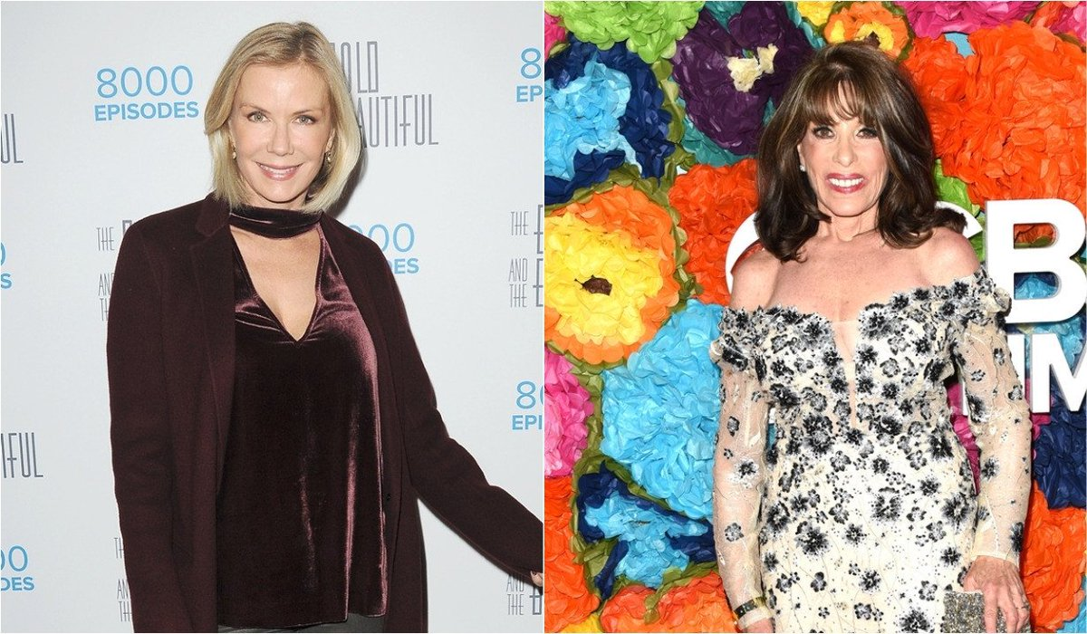 Save the dates! @KatherineKellyL  and @KATELINDER s upcoming fun events where fans can get up close and personal with the stars of #YR  and #BoldandBeautiful .   https://soaps.sheknows.com/soaps/news/550784/katherine-kelly-lang-kate-linder-toronto-events/  … #opportunitea  #aegsoirreelive