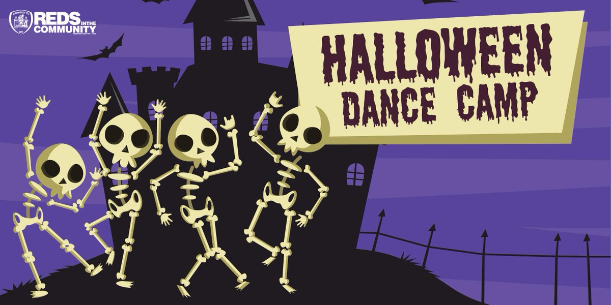 🧟♀️ Our Dance Camps are returning for a Halloween Spooktacular in the October half-term! Book online ➡️ bit.ly/OctDance