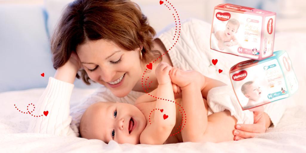 Los Huggies Natural Care Cuidado Puro y Natural están creados inspirados en tus abrazos. Hechos con fibras naturales, libres de fragancias y parabenos para cuidar la piel de tu bebé. El primer abrazo se lo das vos, deja que el segundo sea igual que el primero. https://t.co/QupSVdzUwI