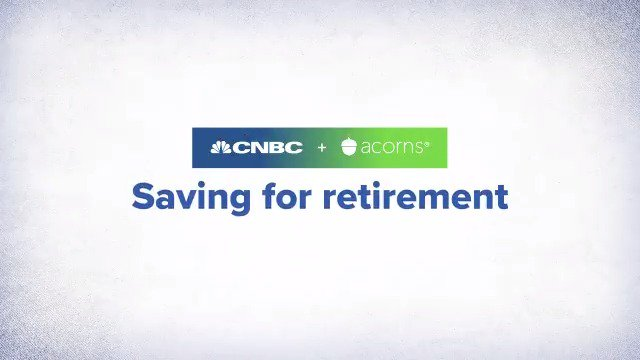 The goal is to have 10 times your annual salary saved up before you retire. #investinyou  (in partnership with @acorns .)  http://cnb.cx/2Y2O2sk