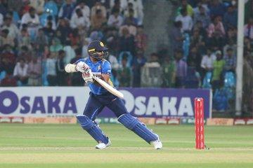 دوسرا ٹی 20: سری لنکا کا پاکستان کو جیت کے لیے 183 رنز کا ہدف
