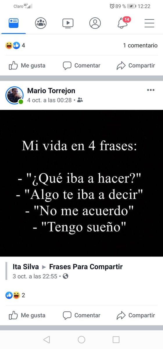Tj On Twitter Mi Vida En 4 Frases Qué Iba A Hacer