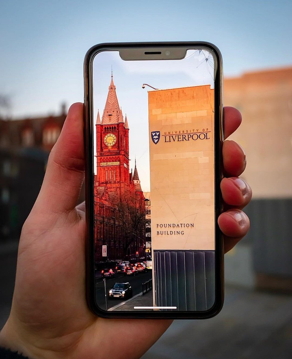 Calling all social media savvy students! We're hiring a team of Student Social Media Ambassadors to star in, and create exciting content on our channels! Find out more and apply now: careerhub.liv.ac.uk/students/jobs/… 📸: @will_havercroft
