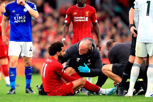 Mo Salah expected to win fitness race in time for Liverpools trip to Manchester United indo.ie/82wg30pFZJv