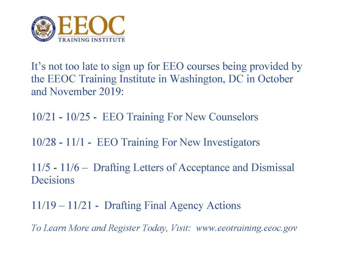EEOC_OFO (@EEOC_OFO) | Twitter