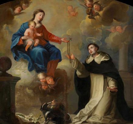 """María del Rosario Guerra on Twitter: """"La iglesia celebra hoy el día de Nuestra  Señora del Rosario. Invito a los colombianos a rezar el Santo Rosario, una  de las mejores maneras de"""