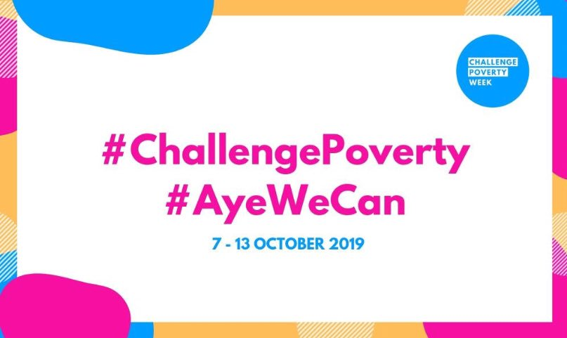 If you support the Tories do your bit for #ChallengePoverty week - go over to the nearest mirror and take a long hard look at yourself.
