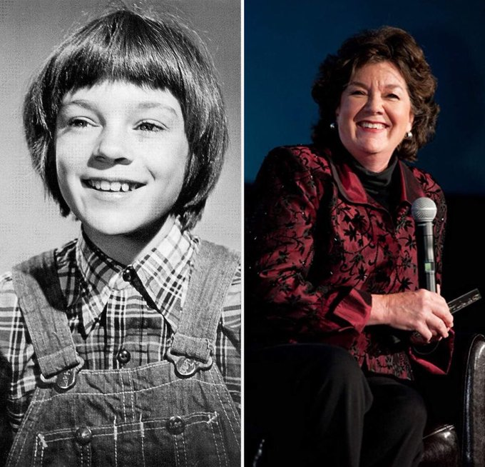 Happy birthday to Mary Badham, Scout from To Kill a Mockingbird, 1962.