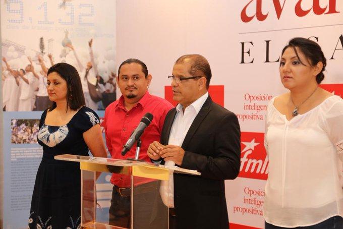Imagen Preocupa al FMLN despidos en el sector privado-VerdadDigital.com-
