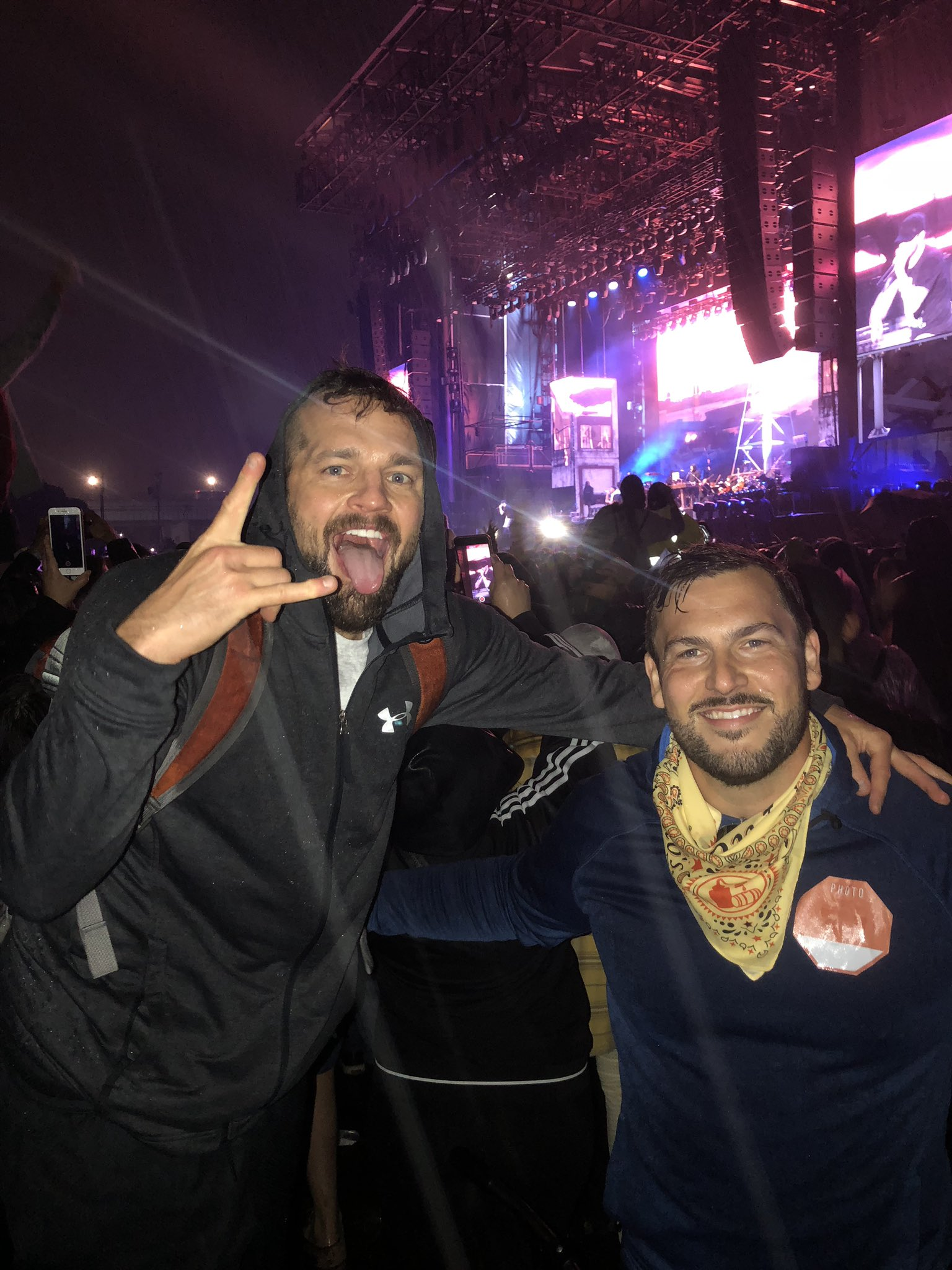 But, fuck it! show was the best! We gotta make it back there again! Happy Birthday