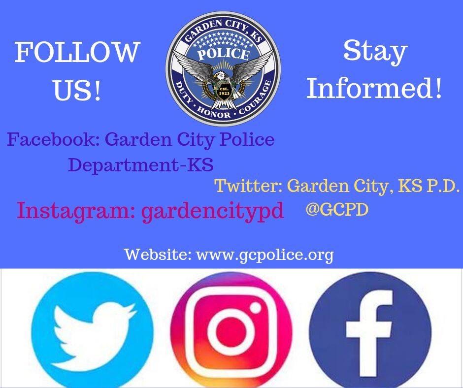 Garden City Ks P D Gcpd Twitter