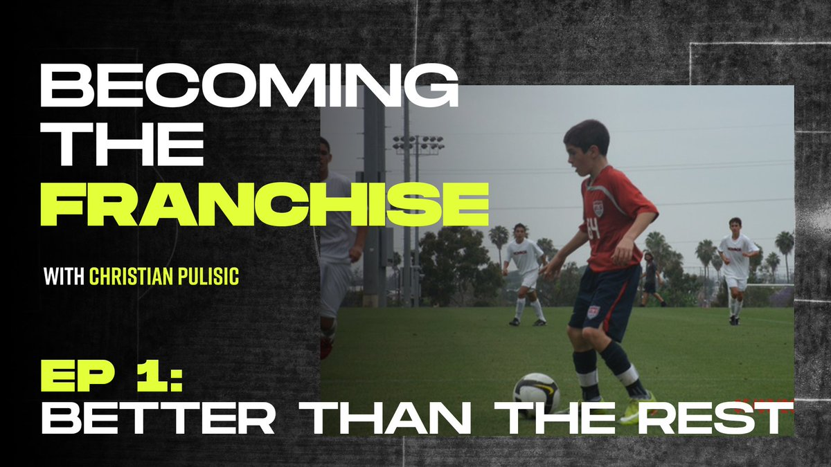 This is my journey in my words. My whole career I've done whatever it takes to succeed..... I've never taken the easy road and I'm not changing now #BecomingTheFranchise @PlayersTribune playerstribu.ne/ChristianPulis… #ad
