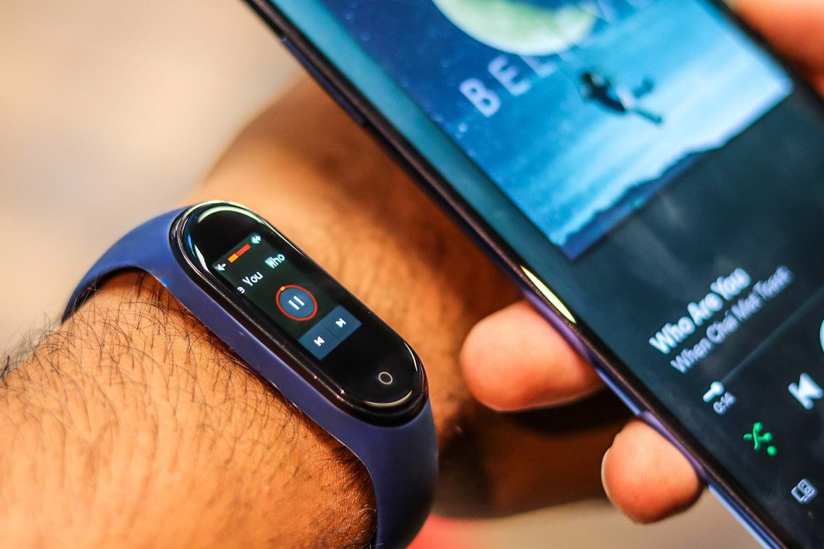 Xiaomi Mi Band 5 Saatlerden Farksız Olacak 1
