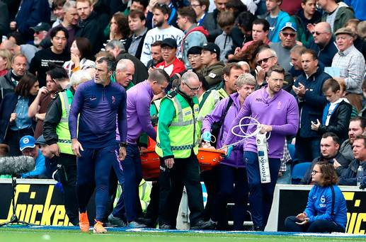 Big blow for Spurs as Hugo Lloris set to miss rest of 2019 after horror elbow injury ow.ly/G4ZB50wEU9j