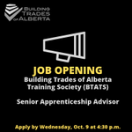 Image for the Tweet beginning: 🗣The Building Trades of Alberta