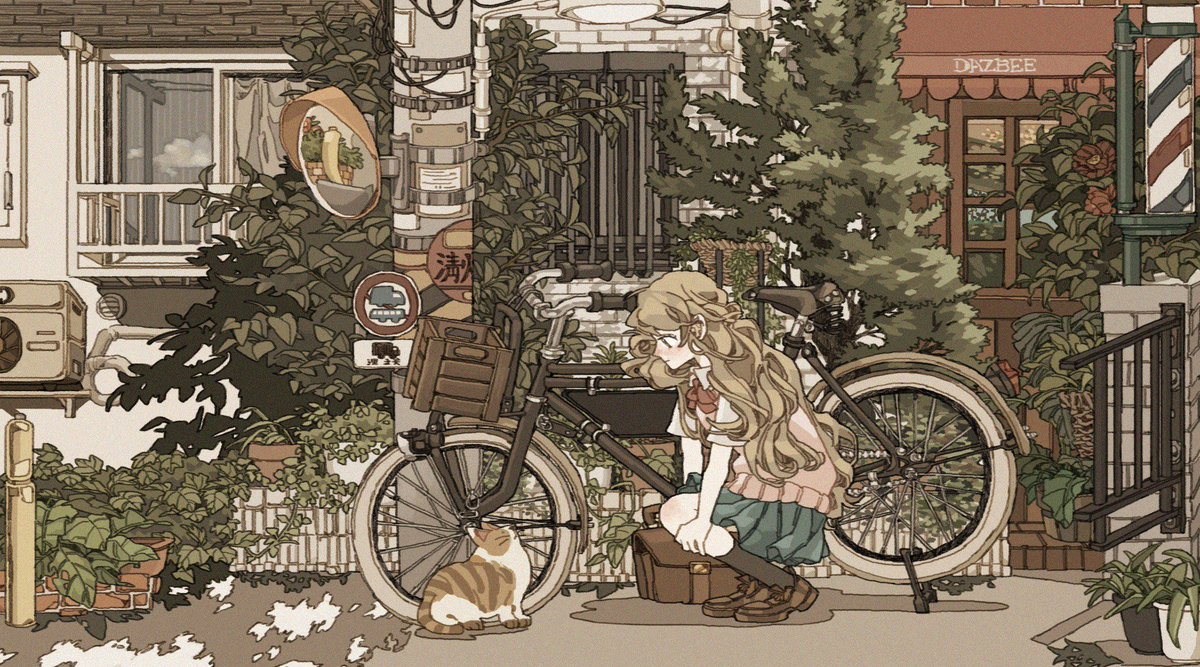 Hello I am Korean. So please understand me even though I am not good at English. I'm preparing a webtoon. I like fairy tales style. I like to paint vintage props and backgrounds. Let's meet often with warm pictures from now on. #PortfolioDay   https://www. instagram.com/where_hao/    <br>http://pic.twitter.com/Wpu1NO0Txe