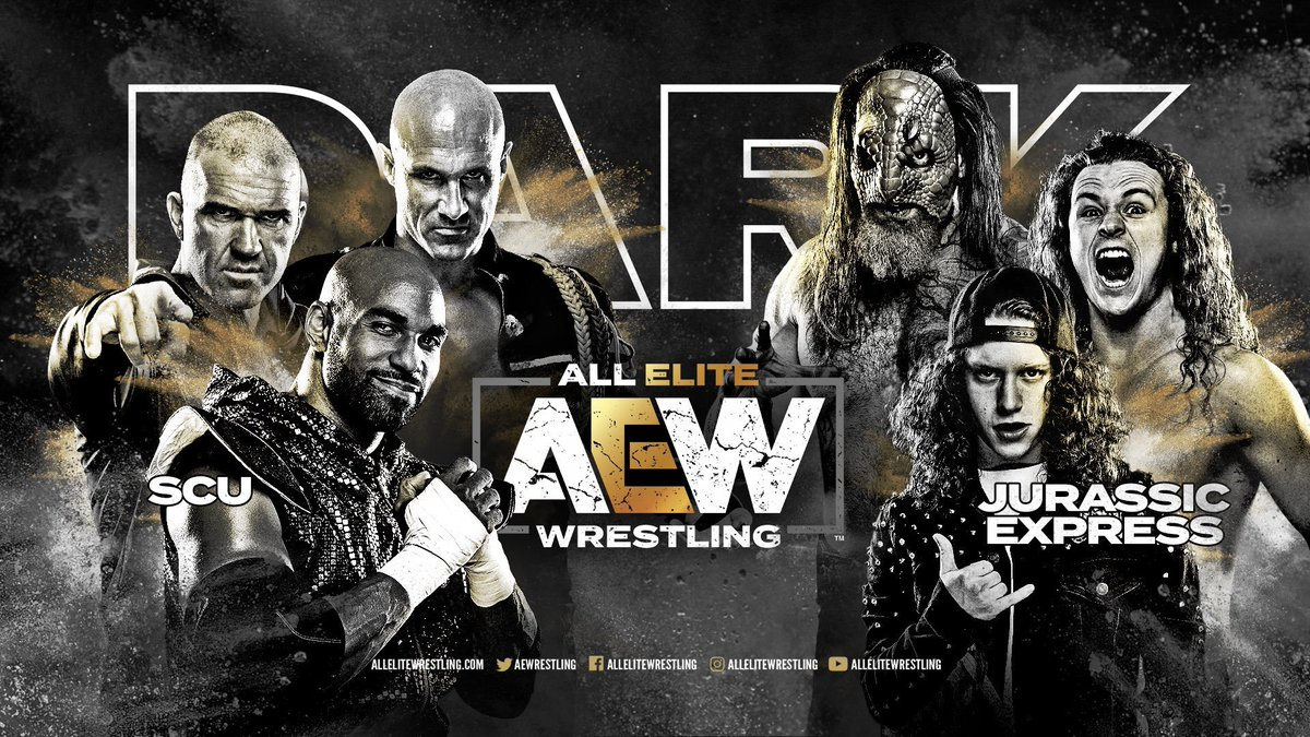 """AEW Hypes Matches For Premiere Episode Of """"Dark"""" (Photos)"""