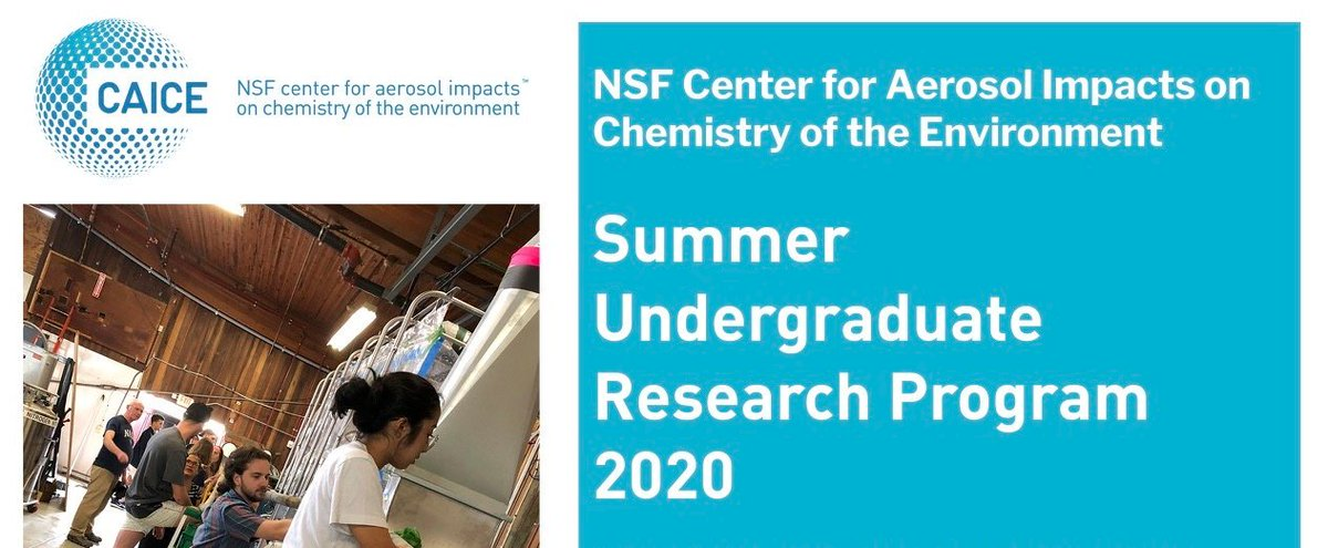 Ucsd Summer Session 2020.Caice On Twitter Undergraduate Research Opportunity We