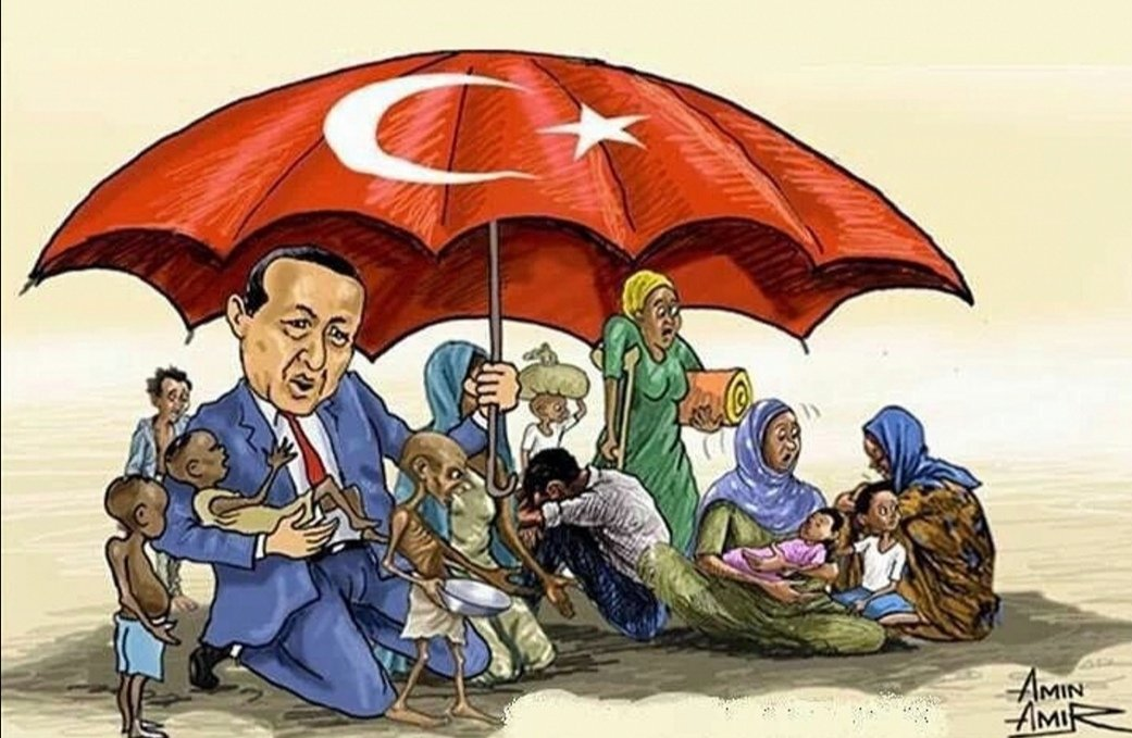 RT @Harikatr1: Turkey is the refuge of all the oppressed peoples #OperationPeaceSpring https://t.co/98znzQh8rE