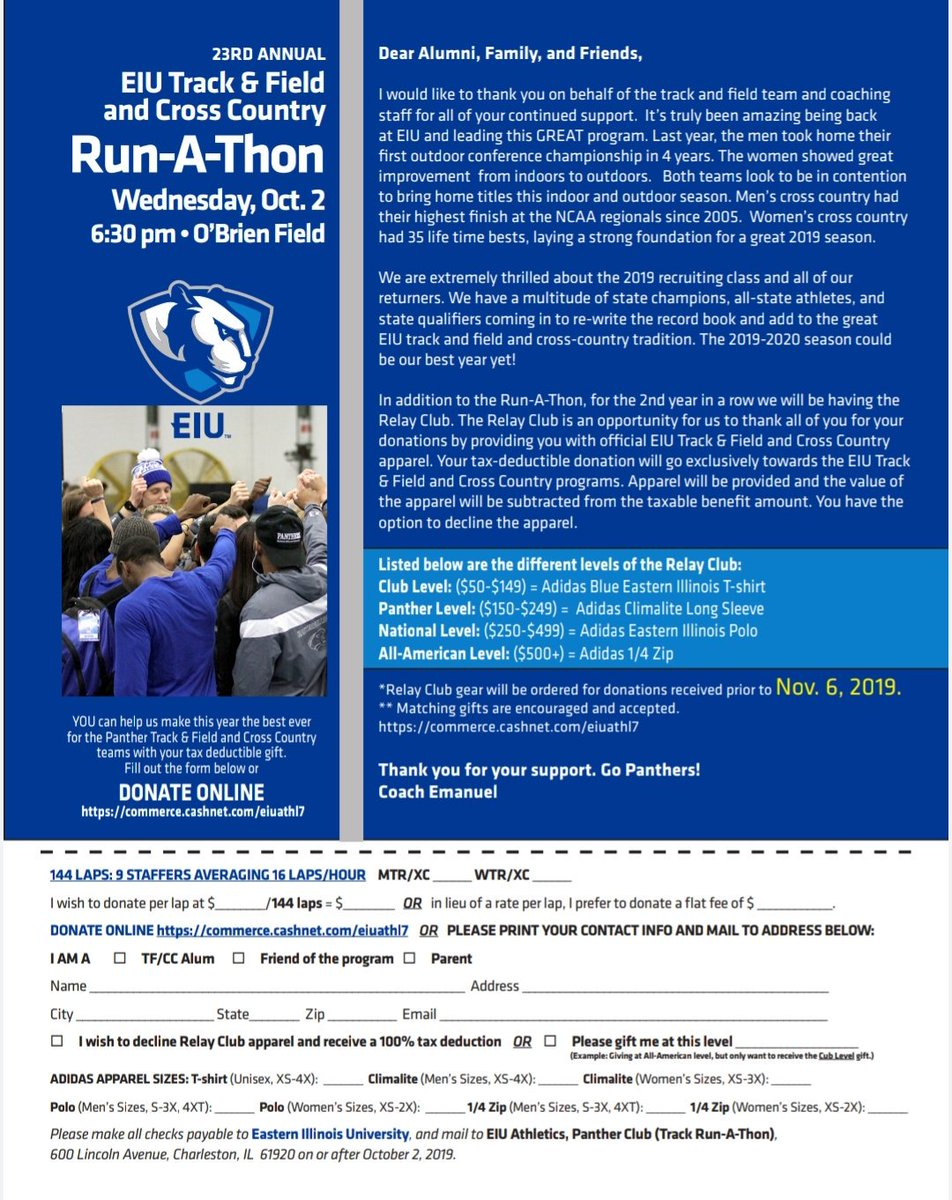 American Home Shield Brochure 2020.Eiu Track Field Eiu Tf Tvitter
