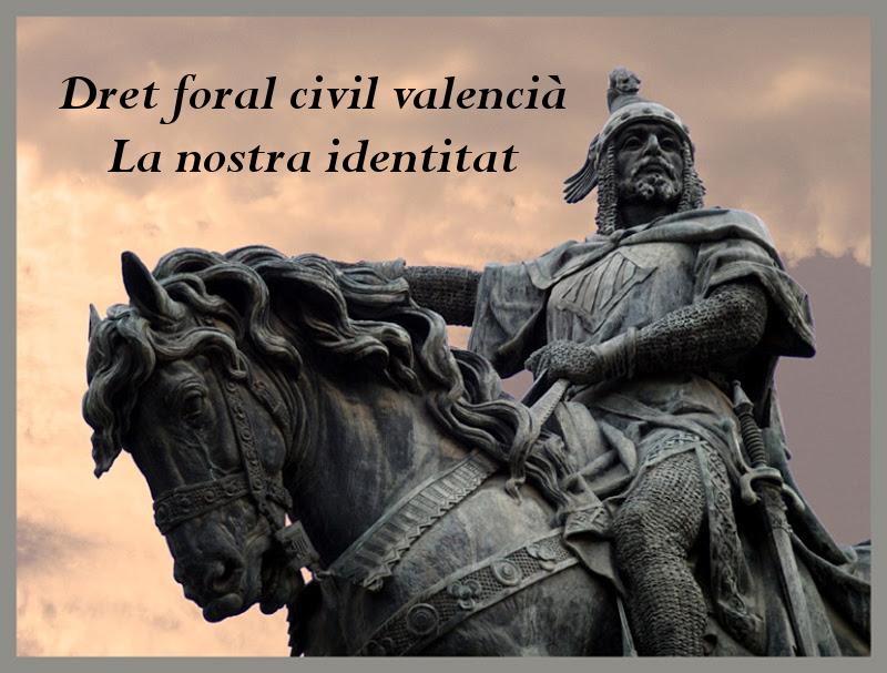RT @DretForalCivil: #9Octubre  Dret foral civil valencià La nostra identitat https://t.co/e2qbFgCkrM