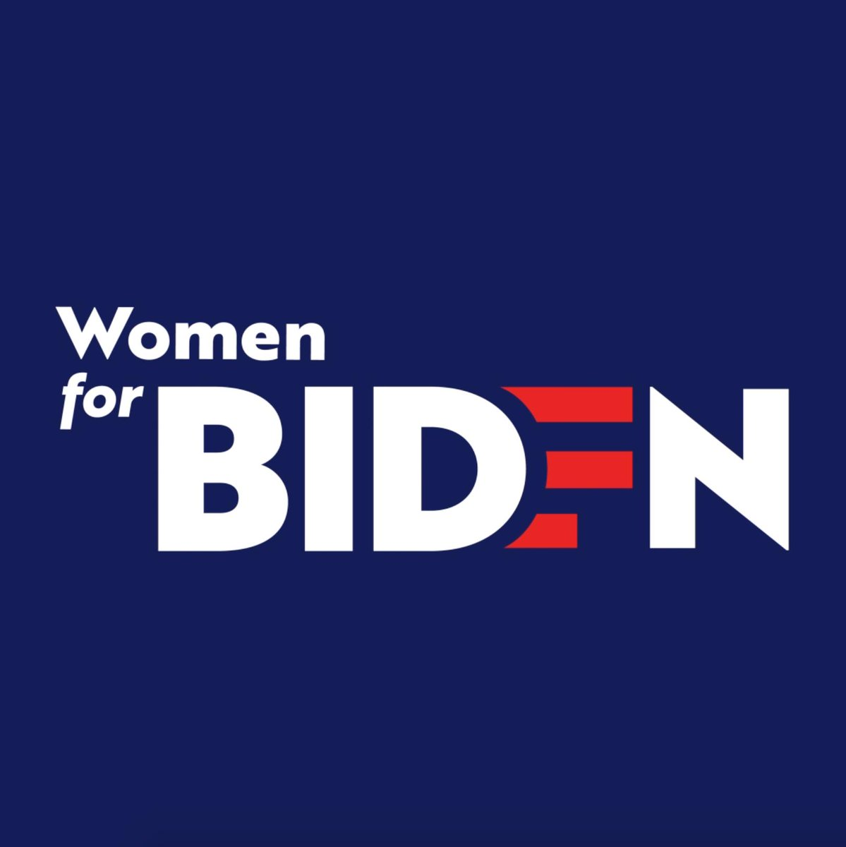Today, Im proud the campaign is launching Women for Biden. Theres so much at stake in this election — and so much more work to do in the fight for womens health care, paychecks, safety, and families: JoeBiden.com/Women-for-Biden