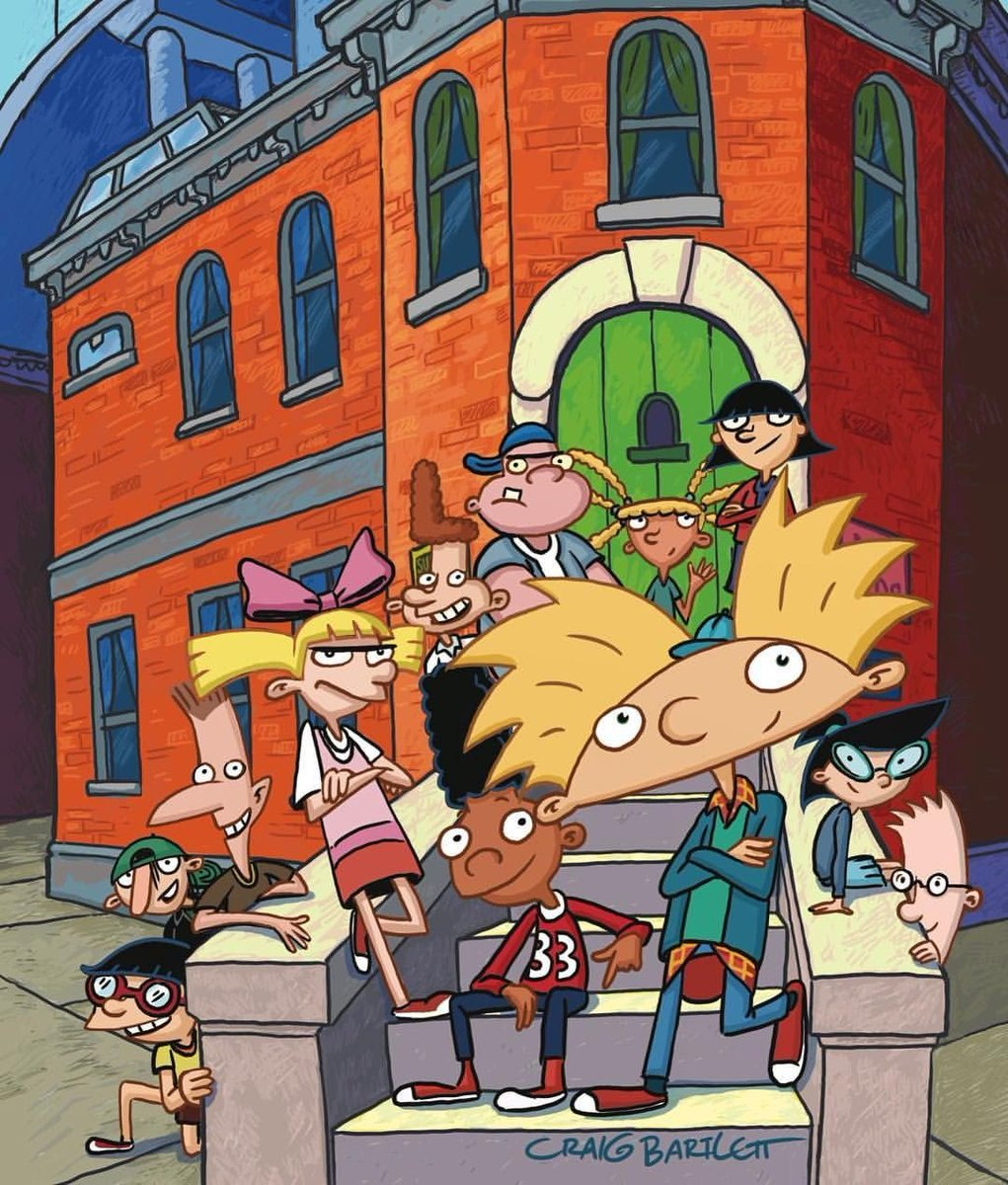 hey arnold characters - HD1080×1269
