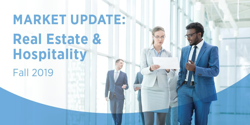 Read the fall edition of our Real Estate & Hospitality Market Update to prepare your business for hardening markets that are compounding pressure on carriers. bit.ly/2MpkVur