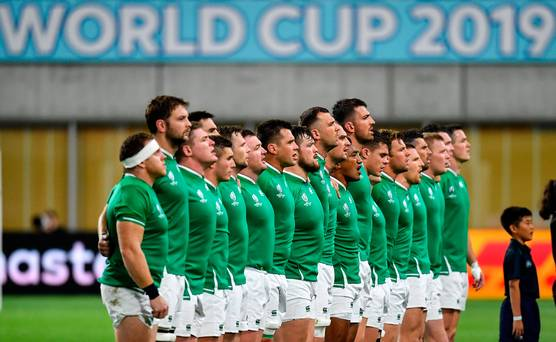 Ireland vs Samoa might go ahead without disruption according to latest Typhoon Hagibis update ow.ly/YHKU50wECZQ