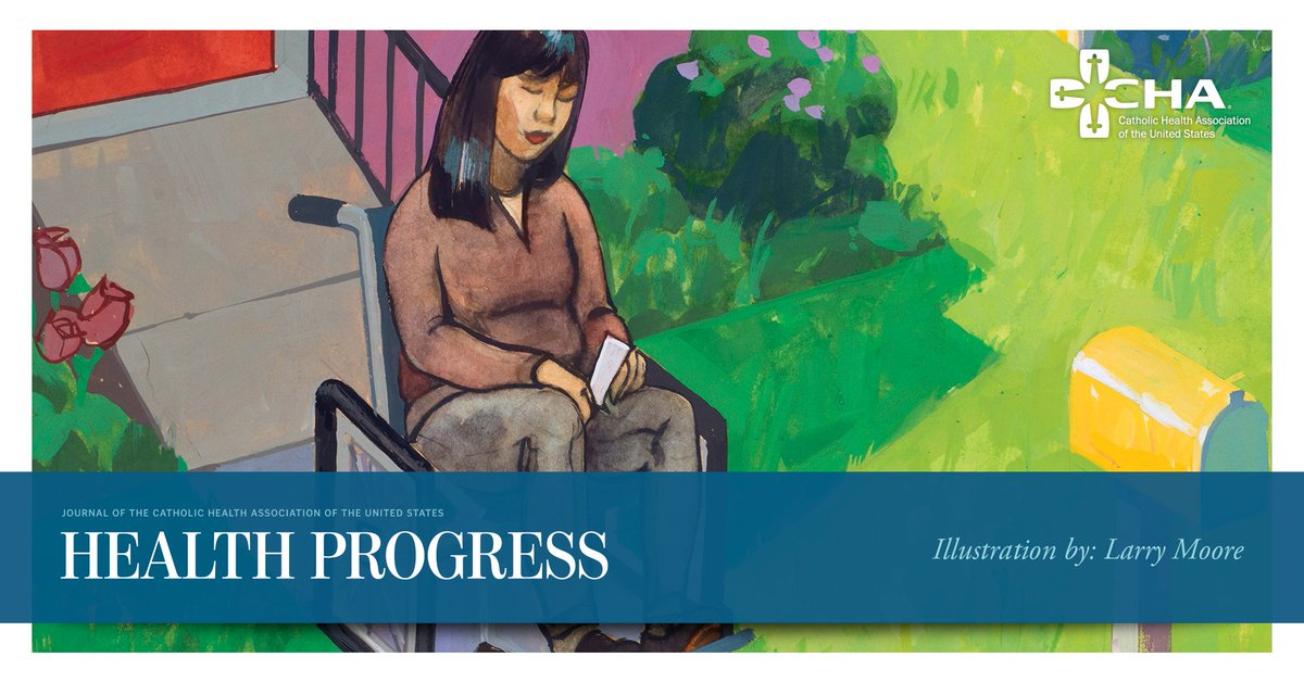 When it comes to accessing health care, mobility matters. Novelist Elizabeth Ann Scarborough shares her and others' stories about mobility and transportation concerns and ways communities are helping residents get around. http://ow.ly/cEpG50wxmPk  #HealthProgress #CatholicHealth