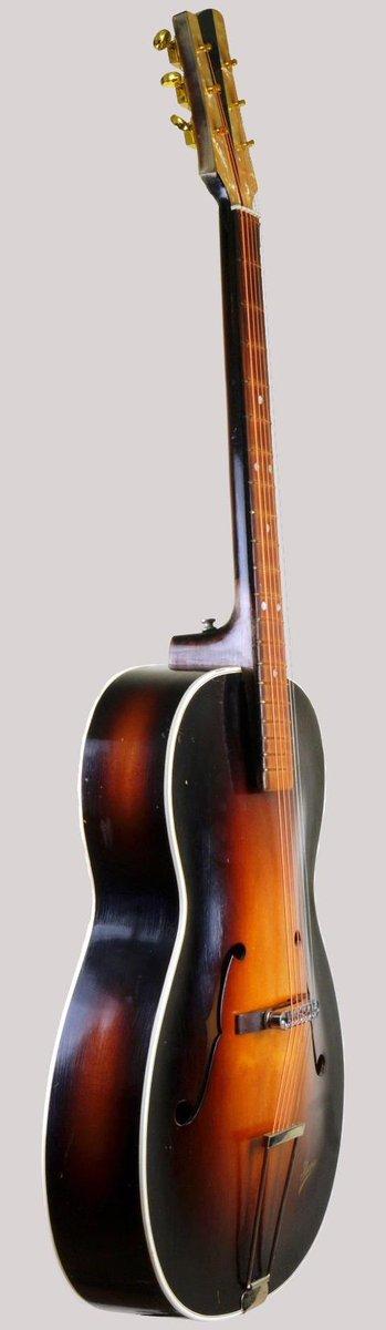 isana budget non cutaway archtop guitar at Ukulele Corner