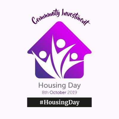 We are proud to support #HousingDay and its theme of #communityinvestment Every £1 we invest in building new homes has a social return of up to £8.54. This added-up to a huge £176 million last year. Social housing changes communities as well as lives.