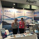 Image for the Tweet beginning: AquaTT are ready at #AE19BER