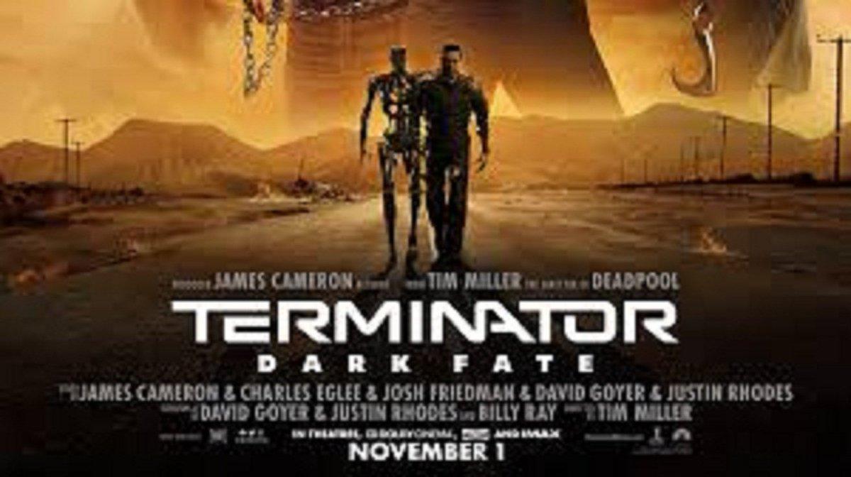Terminator: Dark Fate 2019 Film completo on Twitter: