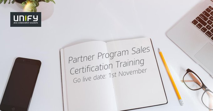 We are pleased to announce that the Partner Program Sales Certification Training has been...