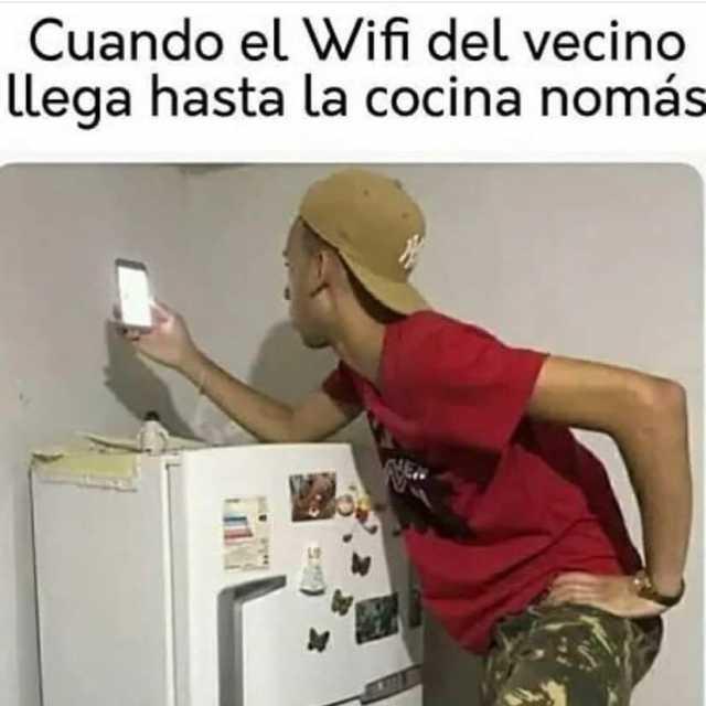 Dopl3r On Twitter Cuando El Wifi Del Vecino Llega Hasta La
