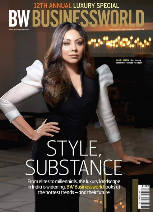 happy birthday to Gauri khan good luck long life ... love shah Rukh i\m from indonesia      .