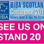Image for the Tweet beginning: Are you heading to #BIBAScotland