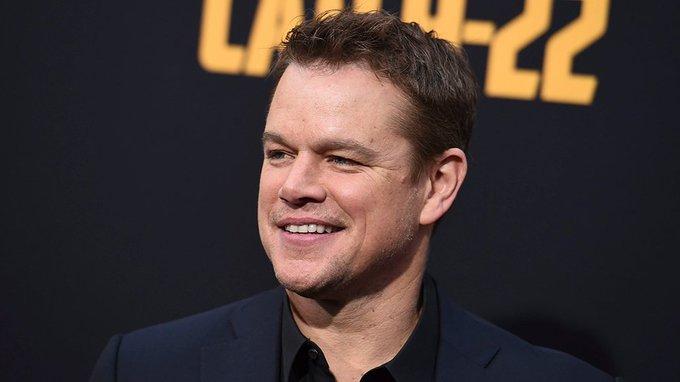 Happy 48th birthday to Matt Damon.  Your favorite MD movie?