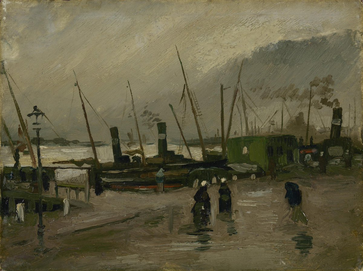 The Dutch masters were a great source of inspiration for Van Gogh. When he lived in the Netherlands, he regularly visited the museums in Amsterdam! What would he have thought if someone had told him that, 100 years later, the city would be home to a museum dedicated to his work?