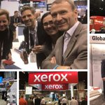 Image for the Tweet beginning: At #PRINT19 we promoted #drupa2020