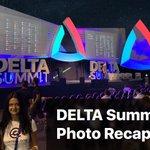Image for the Tweet beginning: DELTA Summit in Malta gave