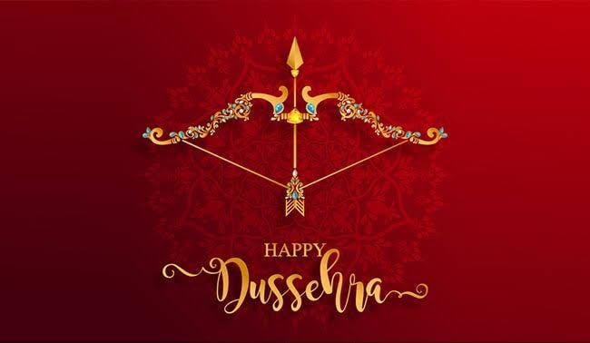 Wishing everyone a very #HappyDussehra ✨ Hope you guys are enjoying your day with  friends and family 😇 https://t.co/9XjHKEL47j