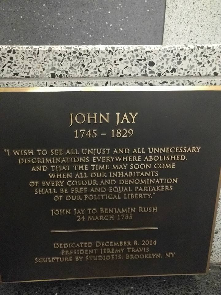 John Jay said this over 230 years ago. What's taking us so long? #TuesdayThoughts