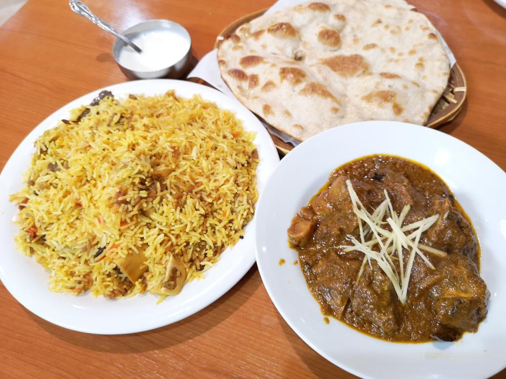パキスタン レストラン